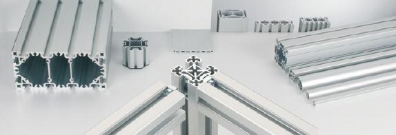 Aluminiumprofilsystem